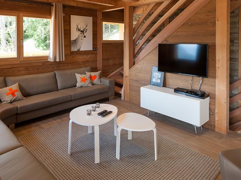 Luxus Chalet La Cabane de Tim